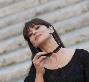 Monica Bellucci, belle plante des Ciak d'Oro 2014