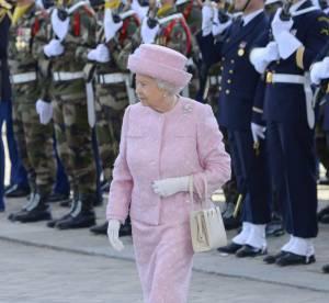 Queen Elizabeth II : 24h, 4 tenues so british et pailletées !