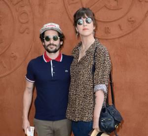 Doria Tillier, Flora Coquerel... Jupettes et lunettes, stars de Roland Garros !