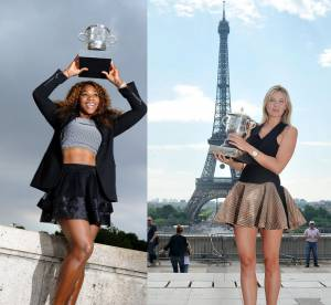 Maria Sharapova vs Serena Williams : quelle championne de RG est la plus sexy ?