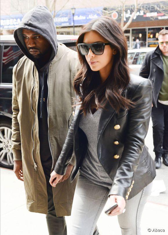 Kim Kardashian et Kanye West ont imposé des règles très strictes aux nounous de leur petite North.