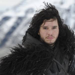 "Kit Haringtondans ""Game of Thrones"" en 2012."