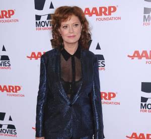 Susan Sarandon : l'actrice la mieux conservée d'Hollywood à 67 ans
