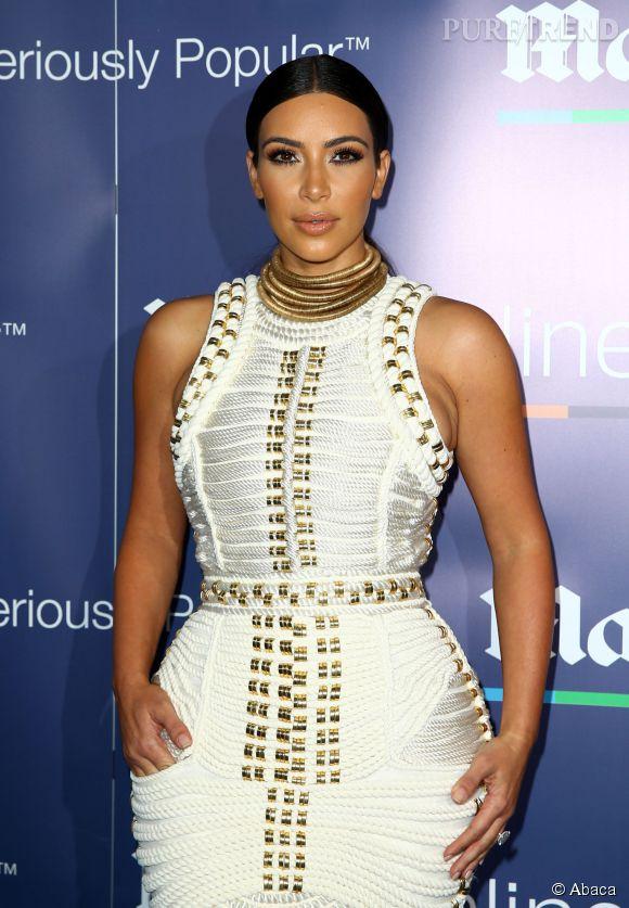 Kim Kardashian à Cannes le 18 juin 2014