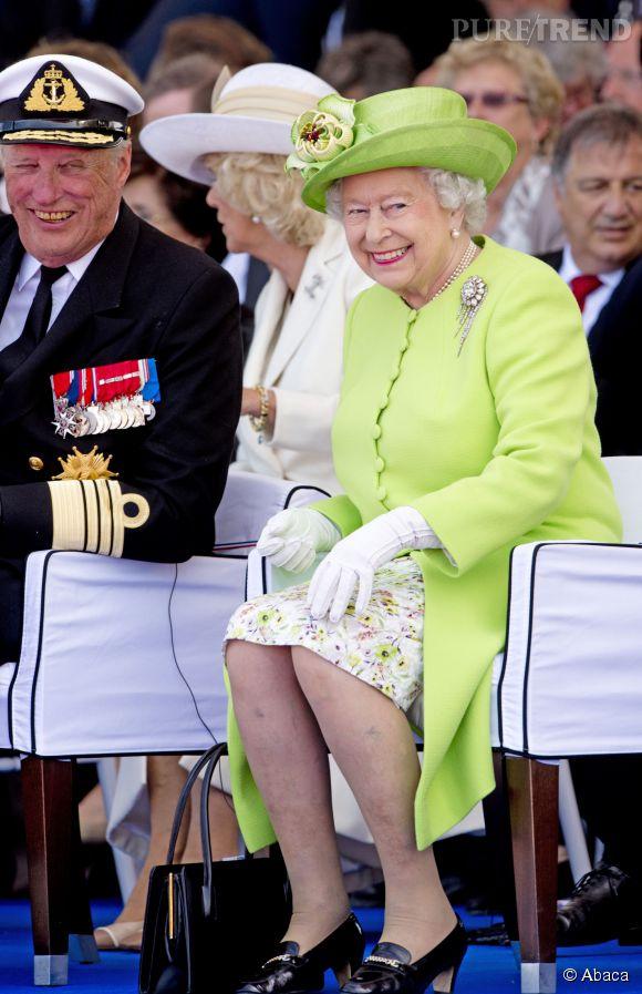 """Queen Elizabeth II, la fan inattendue de la série """"Game of Thrones"""""""