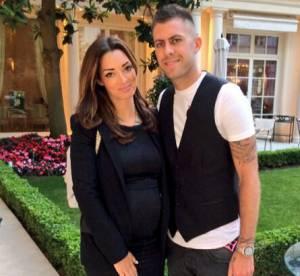 Emilie Nef Naf et Jérémy Ménez : un deuxième bébé pour les parents de Maëlla