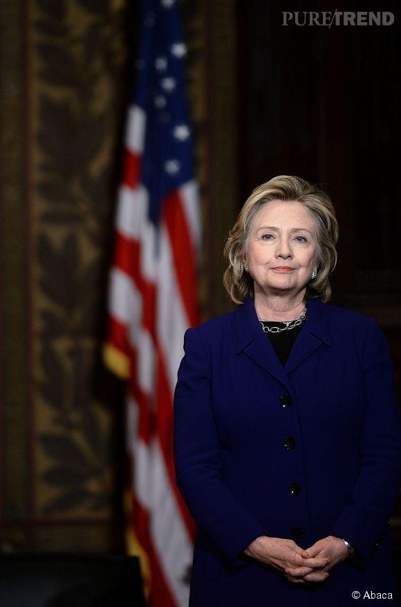 Hillary Clinton sera-t-elle la première femme à devenir présidente des Etats-Unis? Pharrell Williams y croit dur comme fer.