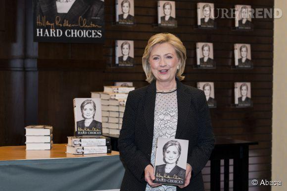 Depuis que Hard Choice est sorti, Hillary Clinton est revenue au premier plan dans l'actualité.