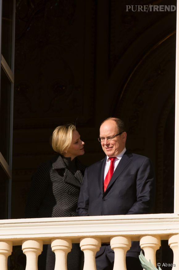 Charlene de Monaco et Albert : on ne sait pas s'ils attendent des jumeaux.