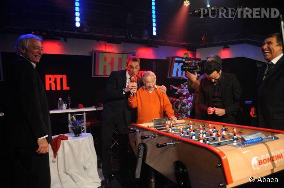 Pourtant, Jean-Pierre Foucault s'amusait beaucoup sur RTL.