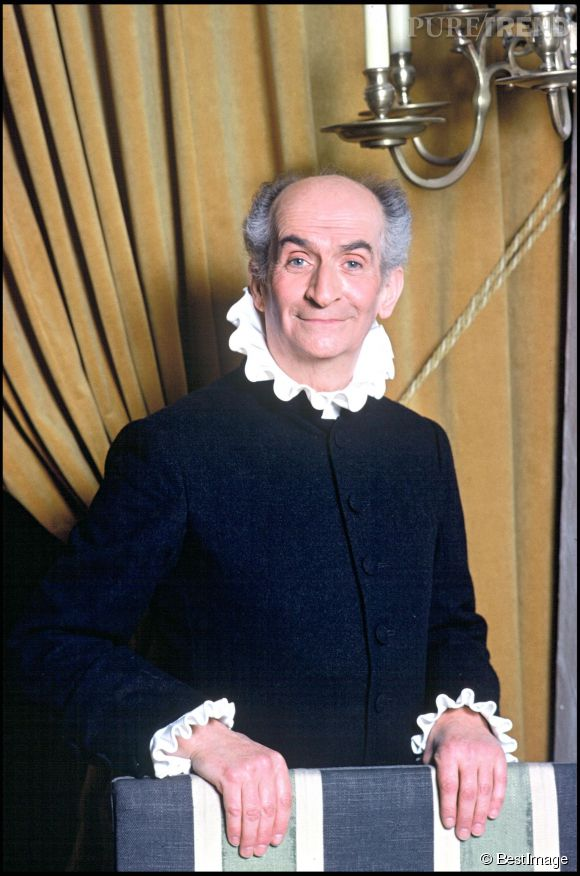 Louis de Funès, un acteur culte... qui a toujours refusé les rôles d'adultères.