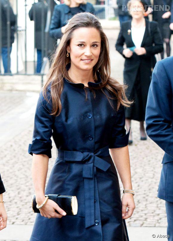Dans une interview accordée à la NBC, Pippa Middleton revient sur la surmédiatisation de ses fesses lors du mariage de sa soeur Kate Middleton le 29 avril 2011.