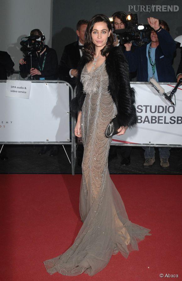 Emmanuelle Béart, une icône du cinéma français.