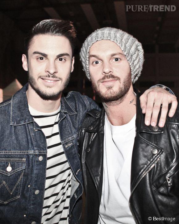 Baptiste Giabiconi et M. Pokora, bientôt le duo ?