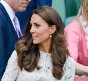 Kate Middleton et sa robe en dentelle blanche : sexy la Duchesse !