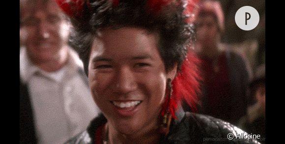 """L'une des stars de """"Hook"""" est sans conteste Rufio, le roi des enfants perdus."""