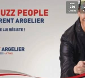 """Alizée sur MFM pour """"Buzz People""""."""