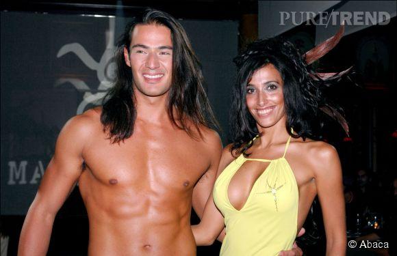 Diana et Brandon, couple mythique de l'émission.