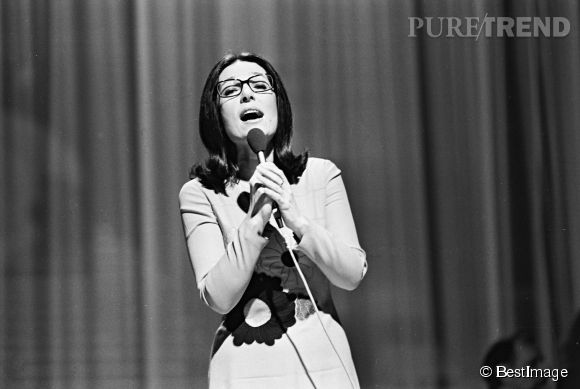 Nana Mouskouri a débuté sa carrière en 1958.