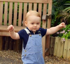 Prince George, nouvelle photo officielle : le petit prince marche !
