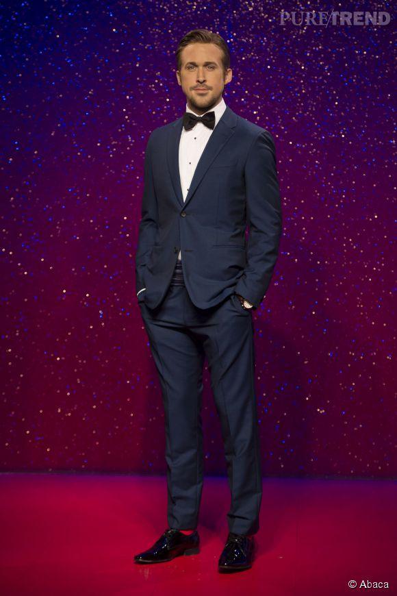 Ryan Gosling a désormais sa poupée de cire au musée de Madame Tussaud à Londres