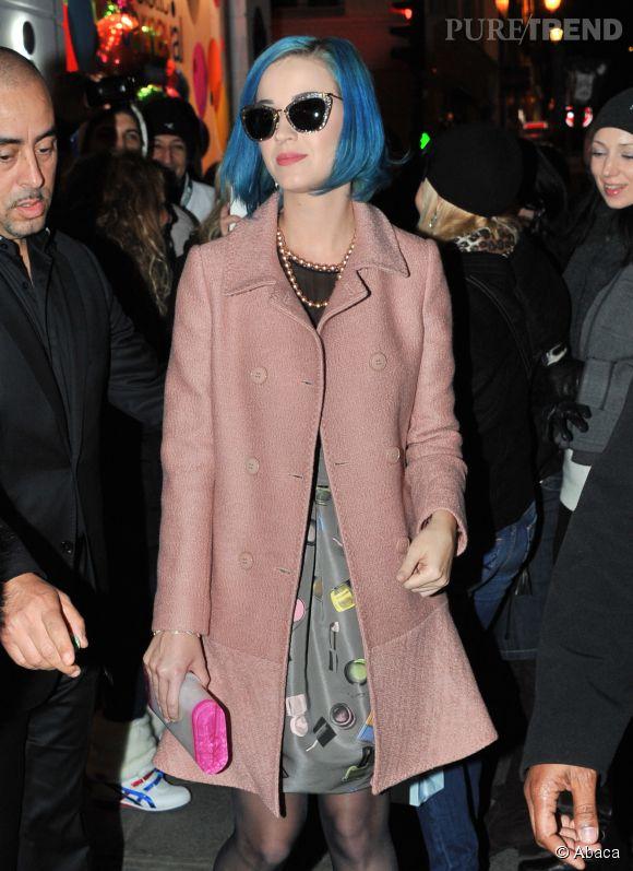 Katy Perry a le blues.