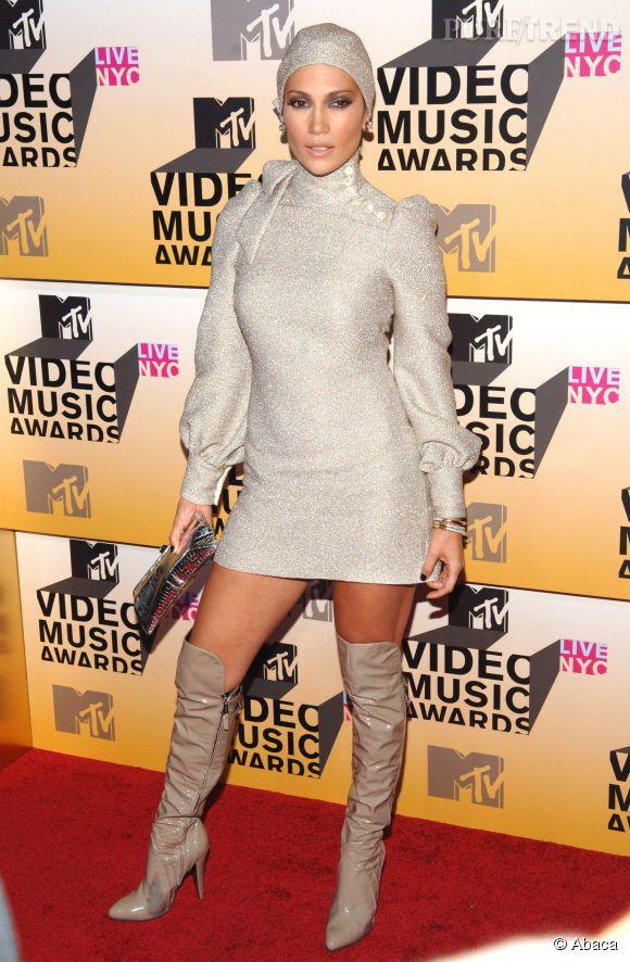 Jennifer Lopez en Biba aux MTV Music Awards 2006.