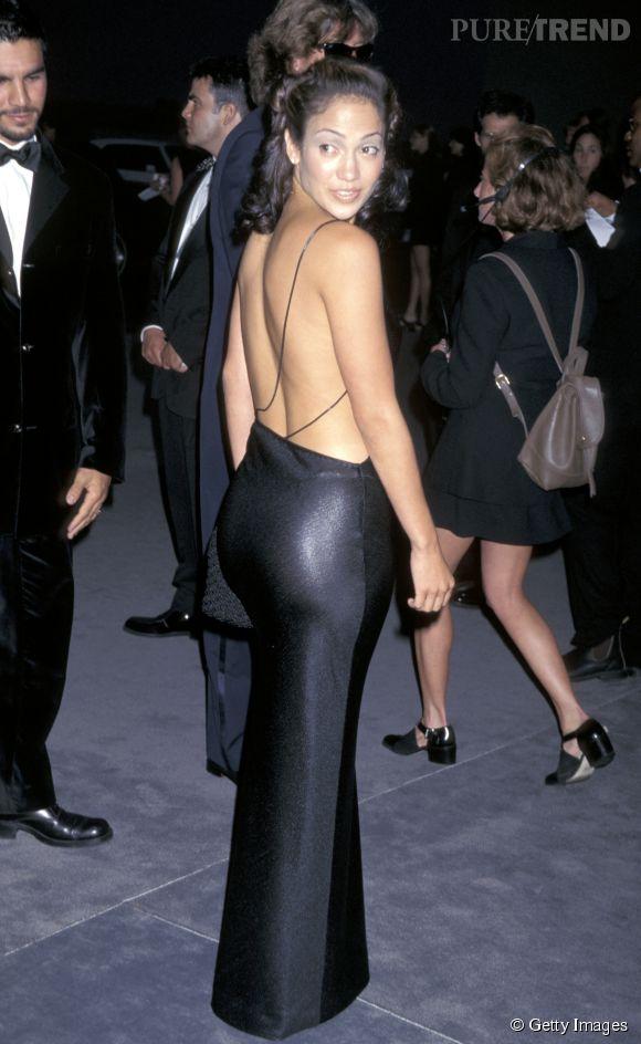Jennifer Lopez en 1997.