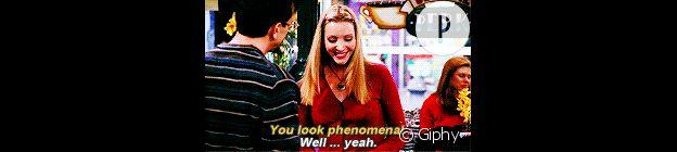 Phoebe, l'assurance incarnée.