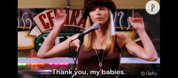 Phoebe Buffay, un personnage culte.