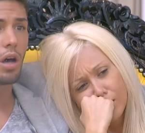 Joanna quitte la maison des secrets, laissant Julie en pleurs et Sacha choqué par les révélations de la blonde.