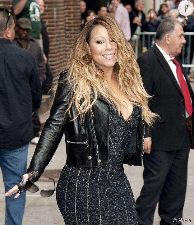 Mariah Carey a presque fait de ses formes un business. Ses rondeurs, elle les montre à longueur de temps.