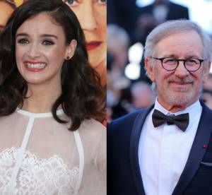"""Charlotte Le Bon : """"J'ai skypé avec Steven Spielberg !"""""""