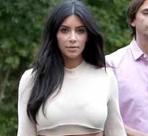 Kim Kardashian toujours plus sexy : Top 10 de ses looks toute nude