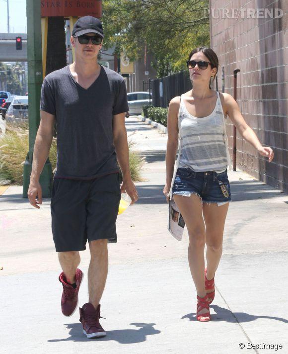 Rachel Bilson et Hayden Christensen