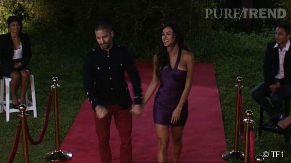 """Steph et Leila gagnent le prix du """"couple le plus prometteur"""" de """"Secret Story 8"""", mais cela risque d'être compromis..."""