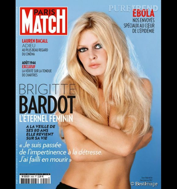 Cathy Guetta a accordé une interview à  Paris Match , à retrouver dans le dernier numéro disponible en kiosques.