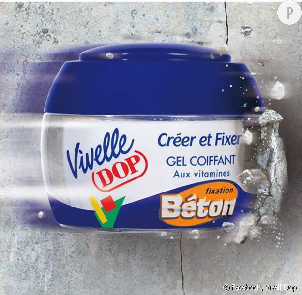 Le gel Vivelle Dop, l'allié de nos chevelures adolescentes.