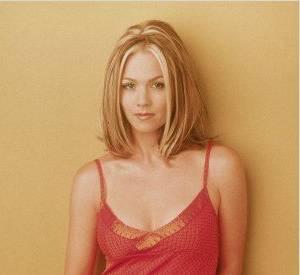 """Jennie Garth alias Kelly dans """"Beverly Hills""""."""