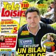 Le magazine Télé-Loisirs du 1er septembre 2014.