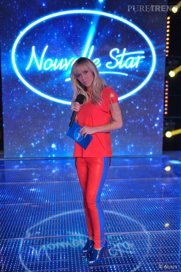"""Après une saison déchaînée sur le plateau de """"La Nouvelle Star"""" sur D8, Enora fait une croix sur le programme."""