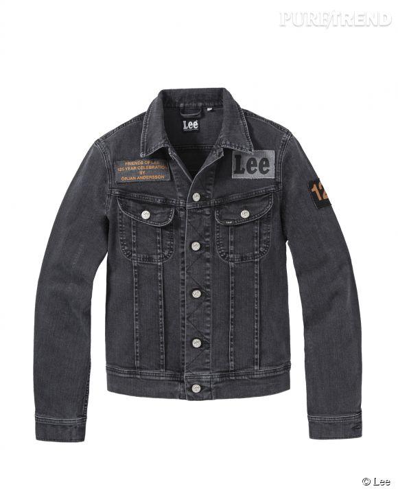 Collection Lee® avec Orjan Andersson, co-fondateur de la marque de jeans Cheap Monday.