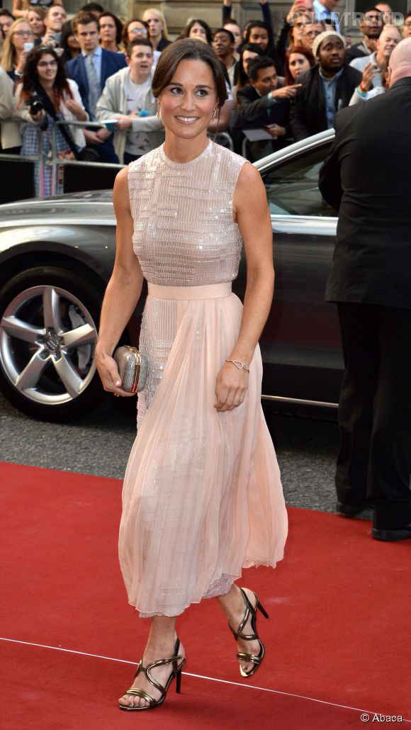 Pippa Middleton fête ses 31 ans ce 6 septembre 2014.