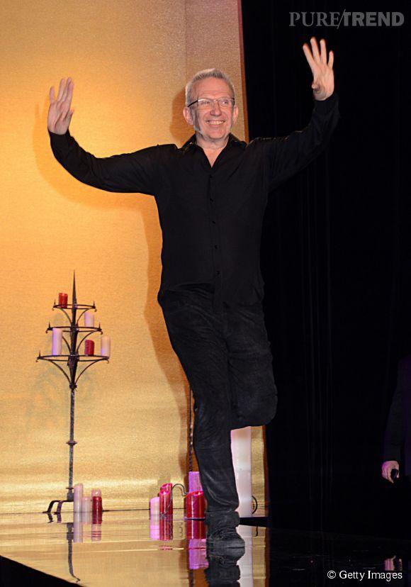 Le créateur Jean Paul Gaultier arrête le prêt-à-porter !