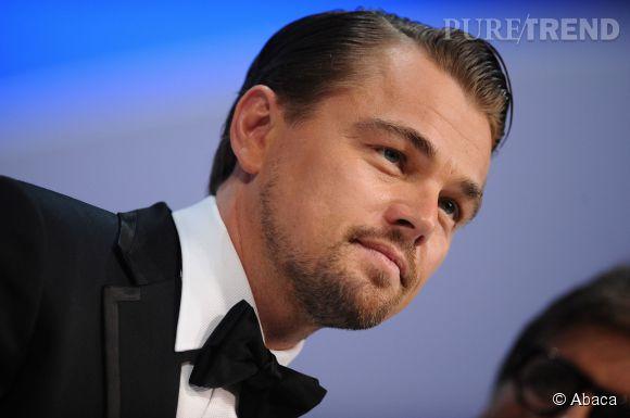 """Leonardo DiCaprio vient d'être élu """"Messager de la Paix"""" pour les Nations Unies ce 16 septembre 2014."""