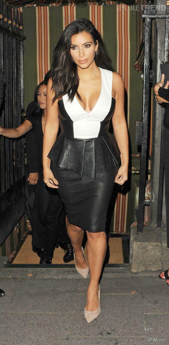 Kim Kardashian est bien décidée à faire barrage contre Rita Ora. La blonde ne travaillera JAMAIS avec son mari chéri Kanye West. Du moins, c'est ce que Kim espère.
