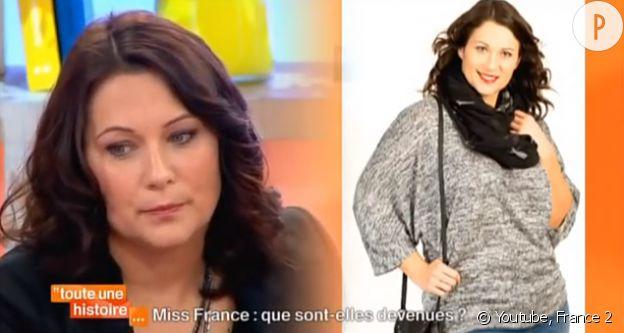 """Valérie Claisse a témoigné dans """"Toute une histoire""""."""