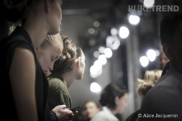 En rencontrant les acteurs de la Fashion Week, on se rend compte que le monde de la mode n'est qu'un univers de travail comme un autre.
