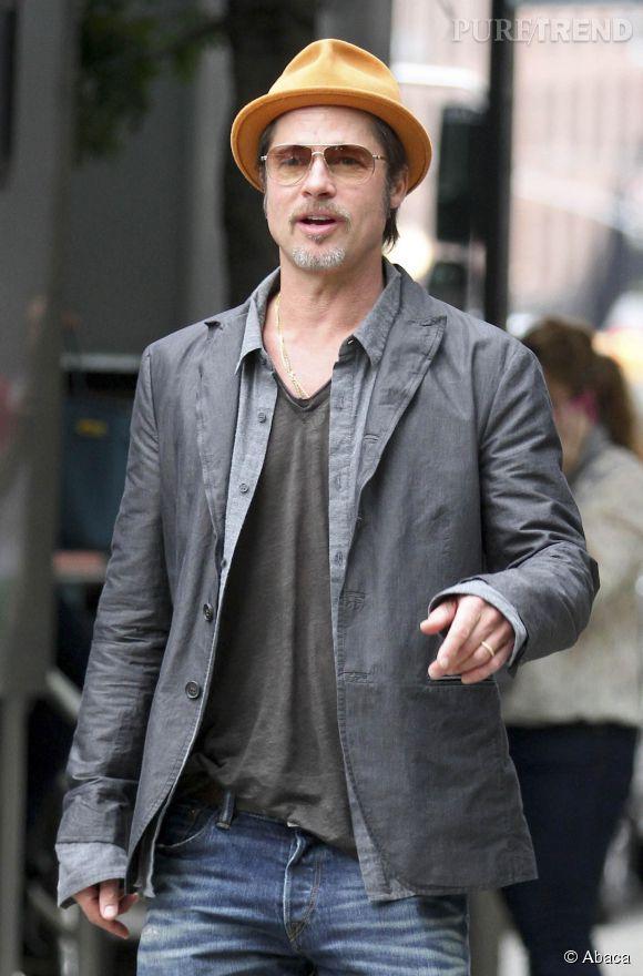 Brad Pitt est enfin sorti de son silence qui durait depuis son mariage.