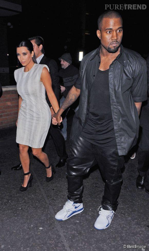 Kanye West : sa jalousie maladive pousserait Kim Kardashian à bout.